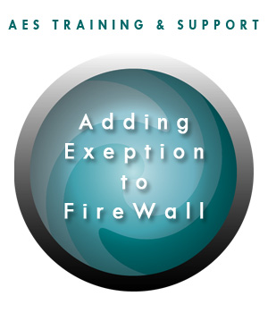 Firewall Exceptions