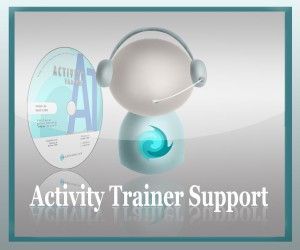 Support for the Activity Trainer