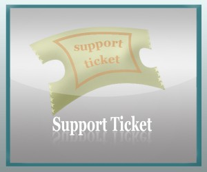 Submit a Support Ticket to AES