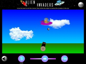 alieninvaders - DT Trainer Help for Children with Learning Disabilities