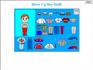 boydoll Activities for Autistic Children