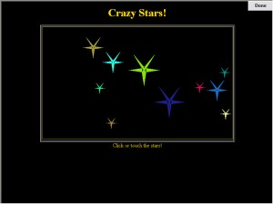 crazystars - Hand-Eye Coordination for Autism