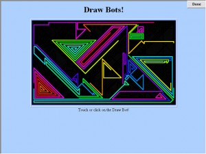 drawbots - Autism Educational Software - DT Trainer