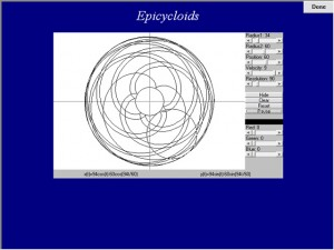 epicycloids - Autism Software DT Trainer