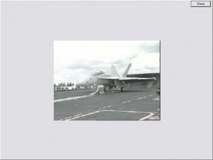 f18 take off - video for autism software