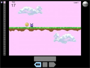 superblinky - reinforcer for DT Trainer - Autism Software