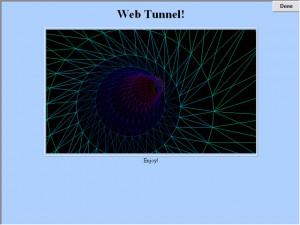 webtunnel fun game for autism children